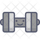Dumbbell Heavy Muscle Icon