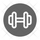 Fitness Gym Hotel Icon