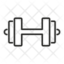 Dumbbell Weight Weightlifting Icon