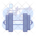 Dumbbell Weight Muscle Icon