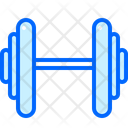Dumbbell Gym Sport Icon