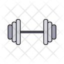 Dumbbell Gym Barbell Icon