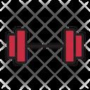 Fitness Gym Sport Icon