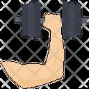 Dumbbell Fitness Haltere Icon