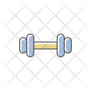 Dumbbell Gym Fitness Icon