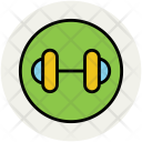 Dumbbell Barbell Halteres Icon