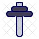 Dumbbell Arrow Icon