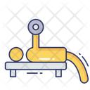 Dumbbell Press Dumbbell Gym Icon