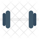 Dumbbells Fitness Barbell Icon