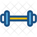 Dumbbell Fitness Barbell Icon