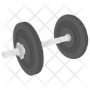 Dumbbells Gym Equipment Weight Lifting Icon