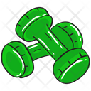Dumbbells Workout Barbell Icon