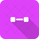 Dumbbells Weight Fitness Icon