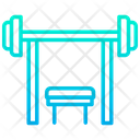 Dumbbell Weight Fitness Icon