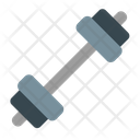 Dumbell Fitness Gym Icon