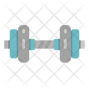 Dumbell Gym Fitness Icon