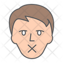 Dumbness Dumb Man Icon