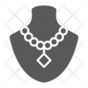 Dummy Necklace Jewellery Icon