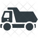 Dump Truck Construction Icon