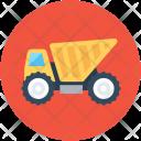 Dump Truck Vehicle Icon