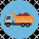 Dump Truck Heavy Icon