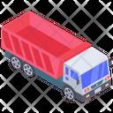 Dump Transport Truck Icon