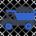 Dump Truck Dumper Garbage Icon