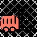 Dump Truck Tipper Truck Truck Icon