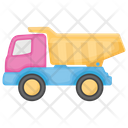 Dump Truck Toy Truck Kid Toy Icon
