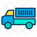 Transport Truck Transportation Truck Delicery Truck Icon