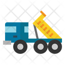 Carry Dump Dumper Icon