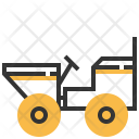 Dumper Vehicle Heavy Icon