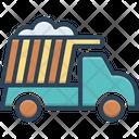 Dumper Excavation Cargo Icon