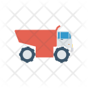 Vehicle Truck Construction Icon