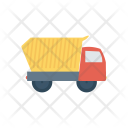 Vehicle Truck Road Icon