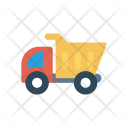 Dumper Vehicle Truck Icon