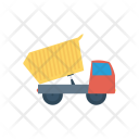 Dumper Mixer Vehicle Icon