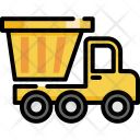 Truck Dumper Transport Icon