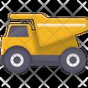 Dumper Truck Tipper Truck Dump Truck Icon