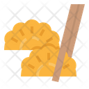 Dumpling Chinese Dessert Icon