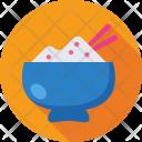 Dumpling Bowl Food Icon