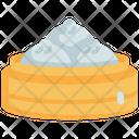 Dumpling Stream Bun Chinese New Year Icon