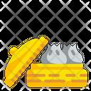 Dumpling Food Dessert Icon