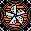 Dumpling Dimsum Chinese Icon