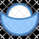 Dumpling Eating Food Icon