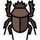 Dung Beetle Icon