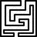 Dungeon Puzzle Mind Icon
