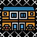 Duplex Home Icon