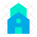 Duplex House Icon