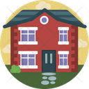 Houses Building Home Icon